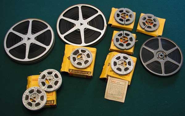 Movie Film Transfer to DVD, Naples, Florida call: 239-206